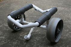 kayak cart idea
