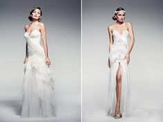 """+2014 HAUTE COUTURE BRIDAL GOWNS 