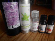 SPRAY CHEVEUX hydratant et démêlant. Ingrédients : hydrolat, aloe vera, glycérine, fragrances. (Sa'ravissante Beauté)