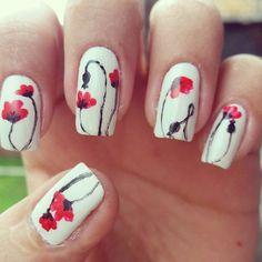 Siiim.... Tem o tutorial dessa unha decorada lá no meu CANAL:  Gersoni Ribeiro . youtube.com/gersoniribeiro ❤❤❤ Hair Beauty, My Love, Nails, Instagram Posts, Youtube, Work Nails, Finger Nails, Ongles, Nail