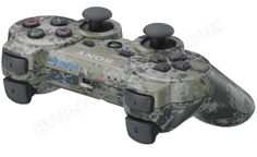 PS3 SONY #Dualshock 3 Camouflage PS3 #army