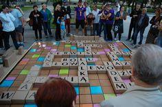 FRiKO Giant Scrabble