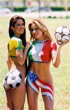 que viva el futbol!