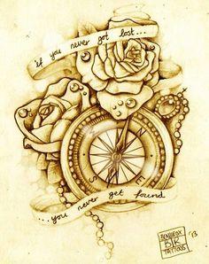 Compass/rose