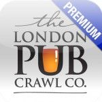 London pub crawl central, or so this site seems.