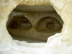 The Cave interior of Matala Matala Crete, Crete Island, Greece Travel, Beautiful Islands, Dream Vacations, Dream Land, Unity, Interior, Traveling