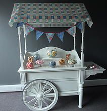 Amy's allsorts candy cart | GALLERY