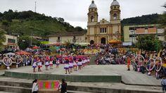 Coreografías Colectivos Y Carrozas 6 De Enero San Bernardo Carnaval De N...