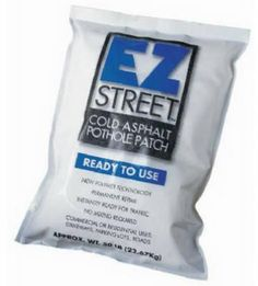 EZ Street Cold Patch Available at True Value Asphalt Repair, Driveway Repair, Civil Engineering, Patches, Cold, Street, Parking Lot, Model