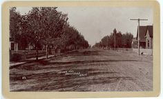Arthur Ave. Pocatello Idaho, 1910. Pocatello Idaho, Homeland, The Past, Journey, History, Travel, Outdoor, Classic, Outdoors