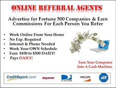 JOin  FREE NOW for your own online Biz !! Make cash daily!! Don't ever have to leave home. Your own turnkey system.