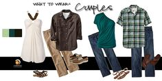 What to Wear | Couples