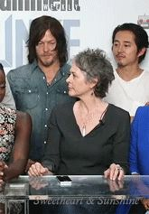 Look at Norman's little face! Lmao