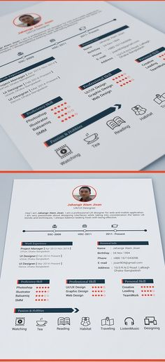 Free Print Ready InDesign Resume Template Work Pinterest Cv - print free resume