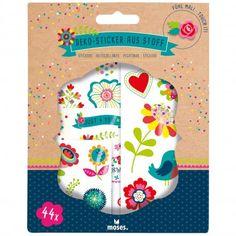 moses. Verlag Deko-Aufkleber Flower & Dots online kaufen ➜ Bestellen Sie Deko-Aufkleber Flower & Dots für nur 3,95€ im design3000.de Online Shop - versandkostenfreie Lieferung ab €!