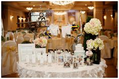 Korean first Birthday welcome table