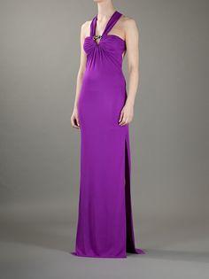 ROBERTO CAVALLI - floor-length evening dress 8