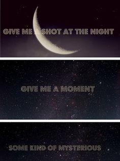 shot at the night-the killers.