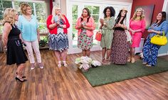 Home & Family - Episodes - Spring Fashion for Plus Size Women Plus size fashion & style expert Reah Norman shares some of hottest style trends form plus sized women. Rhea demonstrates how women of any size can accentuate their shape and curves while still staying on trend. Reah also dispels some common plus size fashion misconceptions.