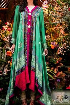 Spring/ Summer 2013 by Nadia Farooqui