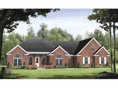 Chesley house plan