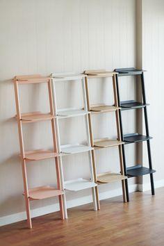 KITT Lean Shelf | Kittipoom Songsiri
