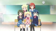 Kiniro Mosaic - Moe - Cute - Friendship - Girls Anime