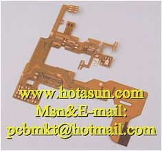 Flexible PCB,Double-sided Rigid Flexible Board-FPC