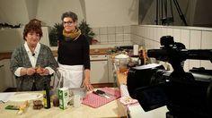 Frollein Elfriede: Rezepte zum Veganen Menü und Web-TV...