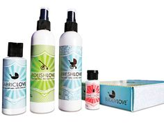 BuggyLove is a 100% natural and organic stroller cleaner kit. www.thebump.com #EcoFriendly #cleaning #green #parenting