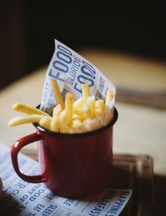 French fries by Marte Marie Forsberg