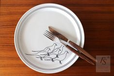 Figgjo GOURMET dinner plate 25,5 cm - FourSeasons.fi Pheasant, Dinner Plates, Pottery, Ceramics, Tableware, Glass, Design, Decor, Gourmet