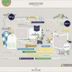 Character Study Elements