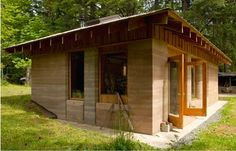 hempcrete tiny house - Google Search