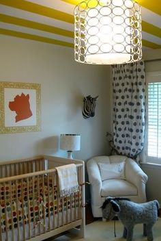Nursery Wow, Adore Your Place - Interior Design Blog
