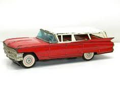 Image result for vintage tin cars 60s