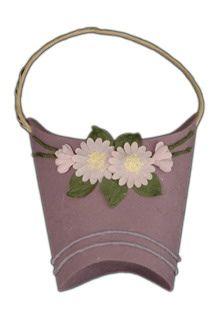 Basket shape box