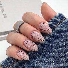 Discover new and inspirational nail art for your short nail designs. Long Nail Designs, Acrylic Nail Designs, Acrylic Nails, Cute Nails, Pretty Nails, Hair And Nails, My Nails, Glitter Nails, Pastel Nails