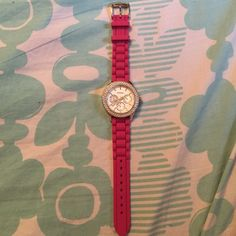 Fossil Watch Great condition, though it needs to be reset. Fossil Accessories Watches