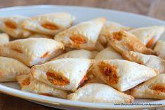 Pikante Blätterteigtaschen – Flavoured with Love