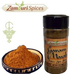 Garam Masala Spice Blend 2.0 oz - Zamouri Spices by Zamouri Spices, http://www.amazon.com/dp/B000GHJJVI/ref=cm_sw_r_pi_dp_hcKPrb1CMDNRT