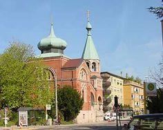 Russisch-orthodoxe Kirche, Stuttgart