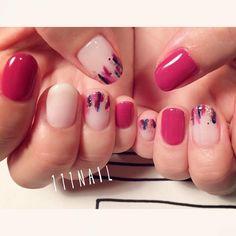 New nails burgundy art nailart ideas Burgundy Nails, Red Nails, Trendy Nail Art, Pastel Nails, Super Nails, Manicure And Pedicure, Pedicure Ideas, Perfect Nails, Nails Inspiration