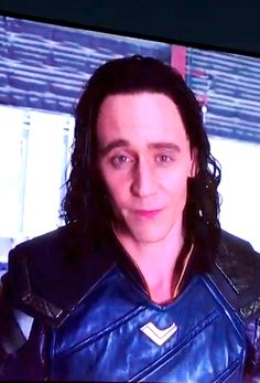 """Lots of love from Loki"" (http://maryxglz.tumblr.com/post/163860323867/disamannen-gaby-hiddles-hemzy-from-legion-m )"
