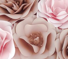 Un favorito personal de mi tienda Etsy https://www.etsy.com/listing/249694586/beige-elegant-paper-flowers-flower