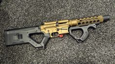 HERA Arms CQR stock and grip, some 12.000 people on the waiting list - The Firearm BlogThe Firearm Blog Ar Pistol, Hunting Rifles, Guns And Ammo, Weapons Guns, Waiting List, Hand Guns, Cool Guns, Awesome Guns, Ar57 Upper