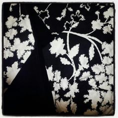 Black and white Leaf Tattoos, Black And White, Alabama, Handmade, Dresses, Black White, Blanco Y Negro, Hand Made, Gowns
