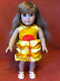 Luna Lovegood's Sun Dress by DressMeMagic on Etsy