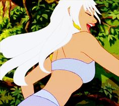 12 Reasons Kida Nedakh Is The Most Badass Disney Princess Of All Time