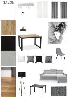 Stale pracujemy nad kolejnymi projektami...dzisiaj prezentujemy zestawienie materiałowe salony w stylu industrialnym, z wykorzystaniem betonu i fototapety. Zmienilibyście coś? A może jest w sam raz?   #ProjektIDAFO #ProjektowanieWnętrz #WykończenieWnętrz #AranżacjaWnętrz #Kraków Table, Furniture, Home Decor, Decoration Home, Room Decor, Tables, Home Furnishings, Home Interior Design, Desk